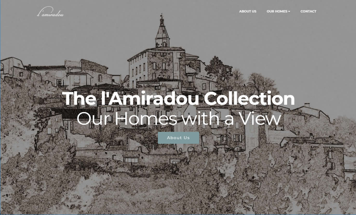 Amiradou Collection website|Yvanne Teo